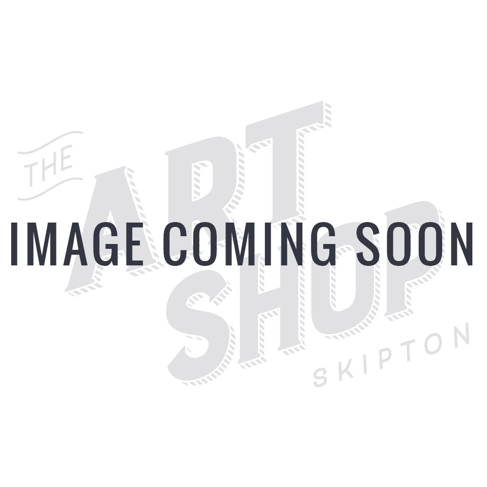Major Brushes White Round Brush Set of 7