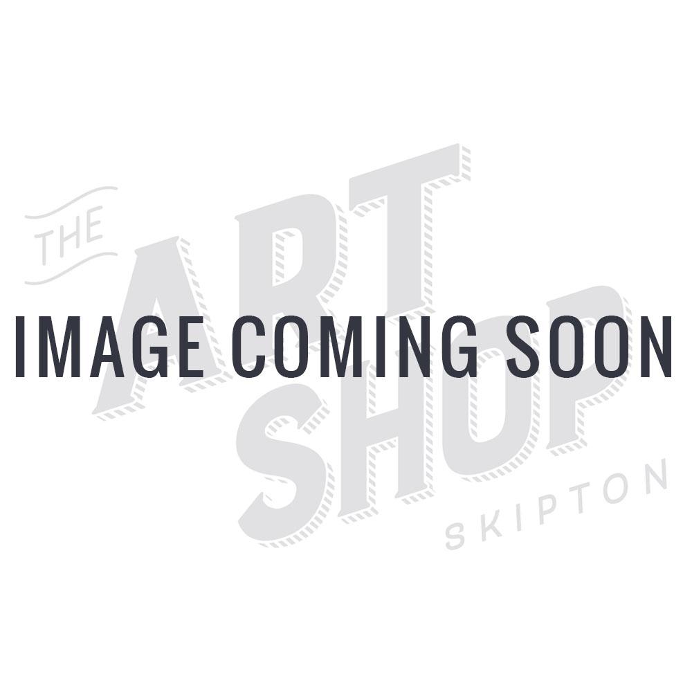 Black canvas pencil storage roll I The Art Shop Skipton