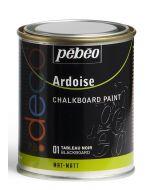 Pebeo Deco Chalkboard Paint 250ml (01 Blackboard)