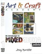 An Introduction To Mixed Media By Pebeo with Jenny Muncaster (DVD)
