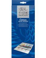 Winsor & Newton Cotman Watercolour Studio Set 45 Half Pans
