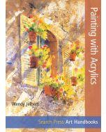 Art Handbooks Painting with Acrylics