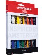 Amsterdam Standard Series Acrylic 12 x 20ml Set