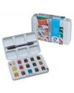 Van Gogh Watercolour 12+3 Pan Pocket Box Set