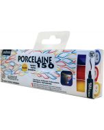 Pebeo Porcelaine 150 Marker Set of 3 Primary Colours (0.7mm)