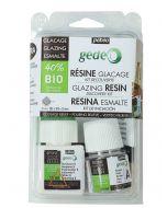 Pebeo Gedeo 40% Bio Glazing Resin Discovery Set