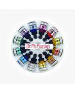Dr. Ph. Martin's Iridescent Calligraphy Colour Ink 12 x 30ml Set #2