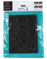 Pebeo Gedeo Silicone Geometric Sheet Mould #2
