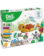 DAS Junior Jungle Friends Model & Colour Clay Set