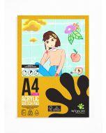 Artgecko PRO Acrylic Sketch Pads