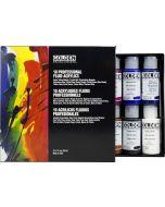 Golden Professional Fluid Acrylics Set 10 x 30ml