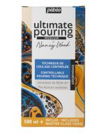 Pebeo X Nancy Wood Ultimate Pouring Medium Kit 500ml