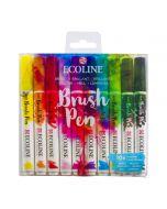 Ecoline Brush Pen Bright Set of 10