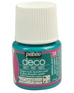 Pebeo Deco Matt Colour Paints for Interior & Decor