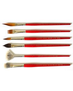 Artmaster Special Effects Watercolour Brush Set of 6