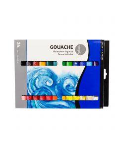 Daler Rowney Simply Gouache Paint Set 24 x 12ml