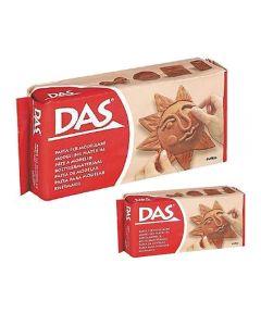DAS Air Drying Modelling Clay (Terracotta)