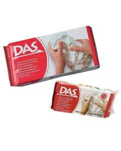 DAS Air Drying Modelling Clay (White)