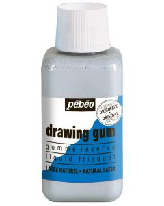 Pebeo Drawing Gum Masking Fluid 250ml (Latex)