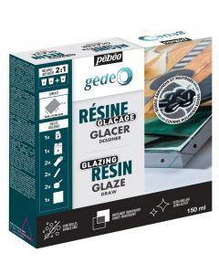 Pebeo Gedeo Glazing Resin Kits