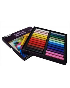 Pebeo Hard Pastels Set of 24 Assorted Colours
