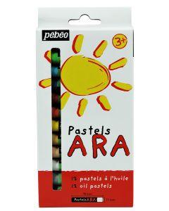 Pebeo Oil Pastels 12 Set