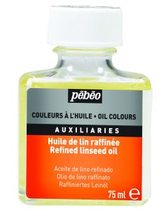 Pebeo Auxiliaries Refined Linseed Oil