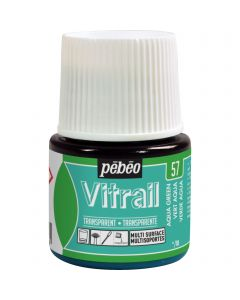 Pebeo Vitrail Transparent Glass Paint 45ml