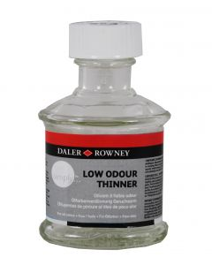 Daler Rowney Simply Low Odour Thinner 75ml