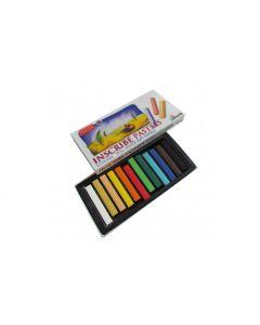 Inscribe Full Length Soft Pastels 12 Set