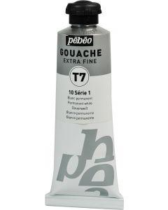 Pebeo Extra Fine T7 Gouache Paint 60ml (Special Titanium White)