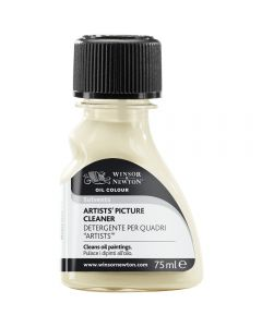 Winsor & Newton Oil Colour Solvents Artists' Picture Cleaner