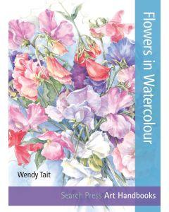 Art Handbooks Flowers in Water Colour