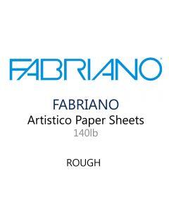 """Fabriano Artistico Paper Sheet 20 x 30"""" 140lb"""