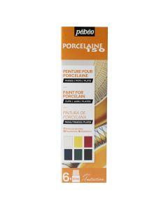 Pebeo Porcelaine 150 Initiation Set #1 6 x 20ml