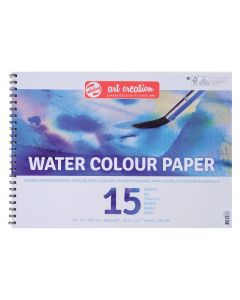 Talens Art Creation Water Colour Paper Spiral Pads