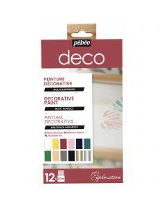 Pebeo Deco Exploration Set 12 x 20ml
