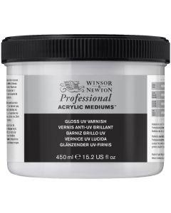 Winsor & Newton Professional Acrylic Gloss UV Varnish 450ml