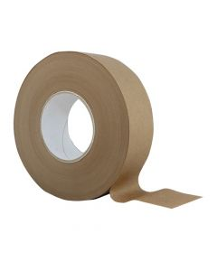 Large Brown Paper Gum Tape Roll 40mm x 200m