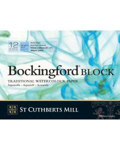 Bockingford Cold Pressed 300gsm Watercolour Paper Blocks