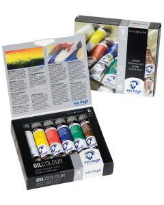 Van Gogh Oil Colour 6 x 20ml Tube Set