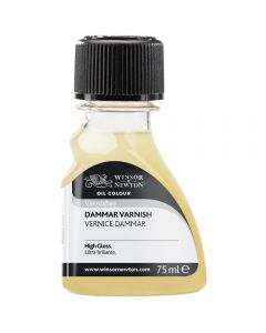 Winsor & Newton Dammar Varnish for Oil Colour 75ml