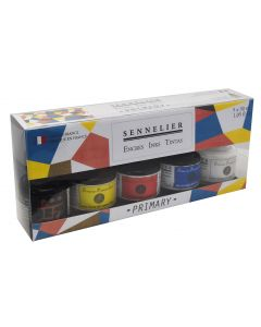 Sennelier Ink Primary Colours Set 5 x 30ml