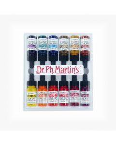 Dr. Ph. Martin's Hydrus Fine Art Watercolour 15ml Set 3