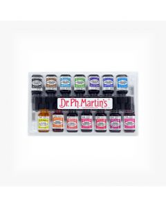 Dr. Ph. Martin's Radiant Concentrated Watercolour 15ml Set A