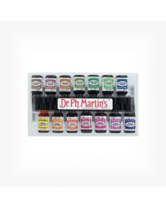 Dr. Ph. Martin's Radiant Concentrated Watercolour 15ml Set B
