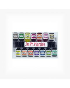 Dr. Ph. Martin's Radiant Concentrated Watercolour 15ml Set C