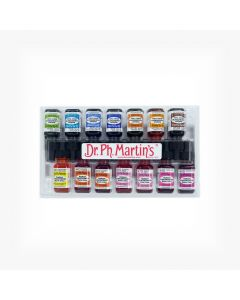 Dr. Ph. Martin's Radiant Concentrated Watercolour 15ml Set D