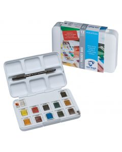 Van Gogh Watercolour 12 Pan Pocket Box Set