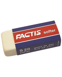 Factis S20 Synthetic Softer Eraser